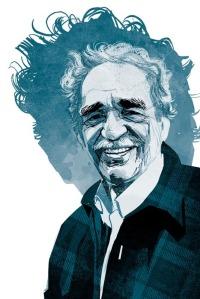 Gabriel García Márquez. Autor: Antonio Jiménez Morato.