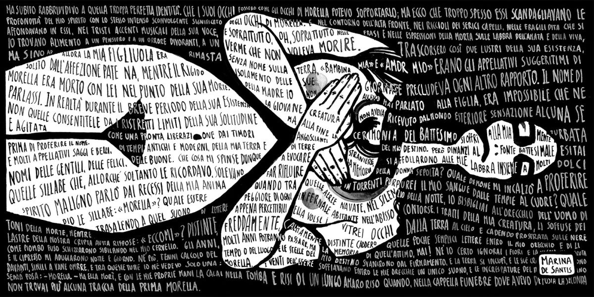 Edgar Allan Poe: Berenice y los cuerpos