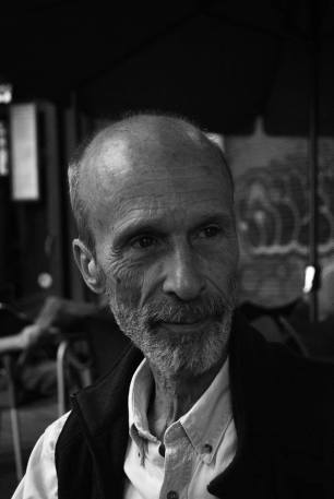 Retrato a Alberto Jonquières (II). Autor: Nacho Errando.