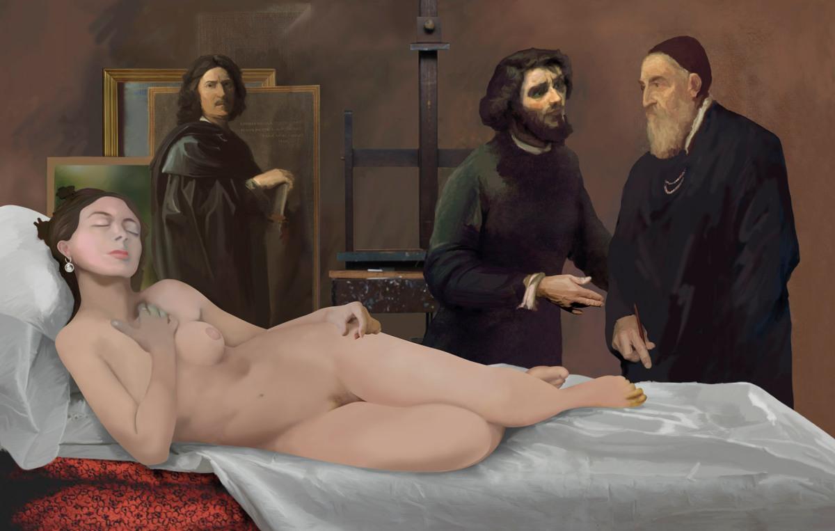 Honoré de Balzac: La obra maestra desconocida