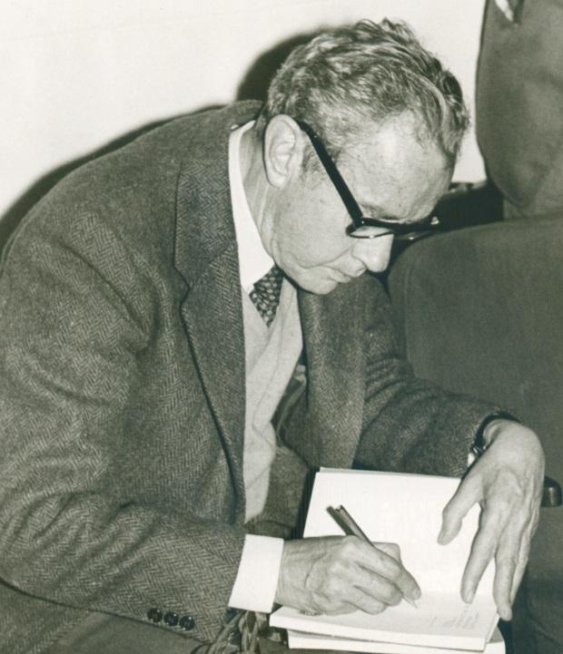 Juan Rulfo, 1979 / Archivo de la Fundación Juan Rulfo
